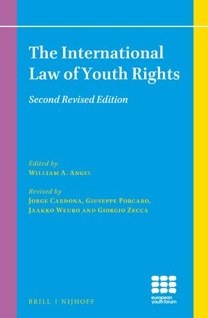 Cover The International Law of Youth Rights