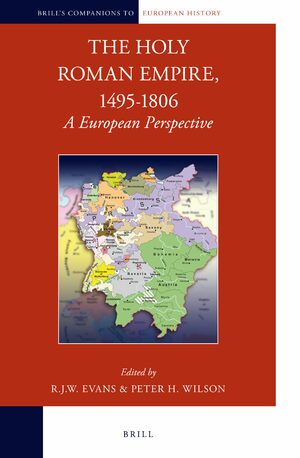 Cover The Holy Roman Empire, 1495-1806: A European Perspective
