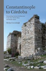 Cover Constantinople to Córdoba