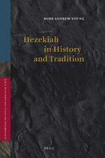 Cover Hezekiah in History and Tradition