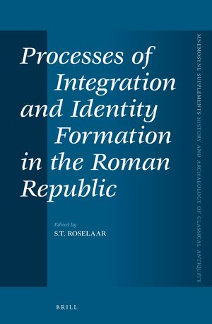 Cover Processes of Integration and Identity Formation in the Roman Republic