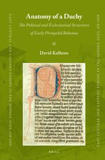 Cover Anatomy of a Duchy