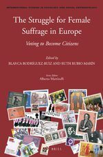 Cover The Struggle for Female Suffrage in Europe