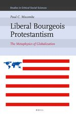 Cover Liberal Bourgeois Protestantism