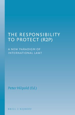 Cover The Responsibility to Protect (R2P)