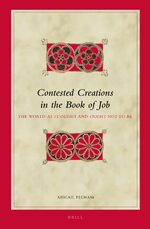Cover Contested Creations in the Book of Job