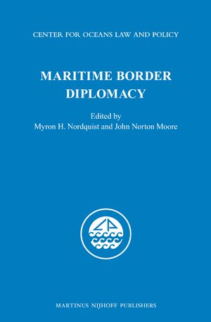 Cover Maritime Border Diplomacy