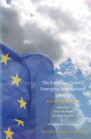Cover The European Union's Emerging International Identity