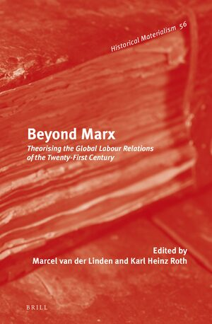 Cover Beyond Marx