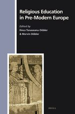 Religious Education in Pre-Modern Europe
