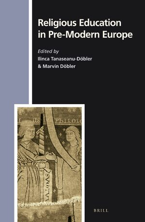 Cover Religious Education in Pre-Modern Europe