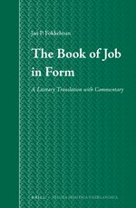 Cover The Book of Job in Form