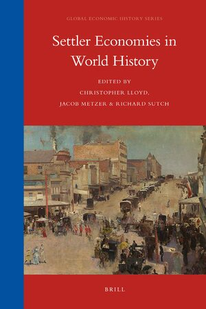 Cover Settler Economies in World History