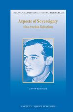 Cover Aspects of Sovereignty