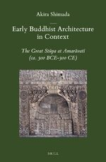 Cover Early Buddhist Architecture in Context