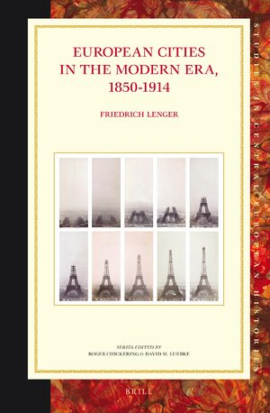 Cover European Cities in the Modern Era, 1850-1914