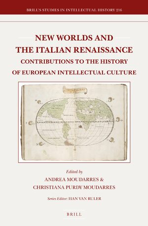 Cover New Worlds and the Italian Renaissance