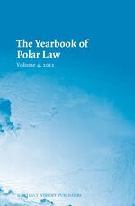 The Yearbook of Polar Law Volume 4, 2012