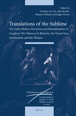 Cover Translations of the Sublime
