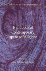 Cover Handbook of Contemporary Japanese Religions