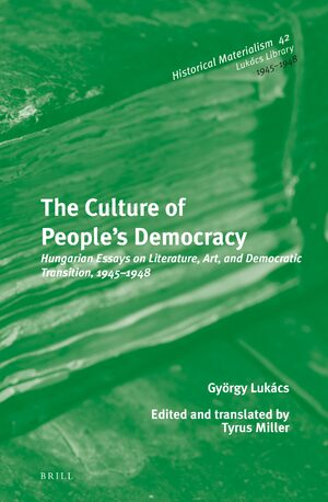 Cover The Culture of People's Democracy