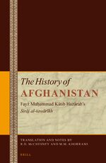 Cover The History of Afghanistan (6 vol. set)