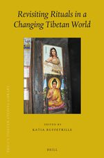 Cover Revisiting Rituals in a Changing Tibetan World