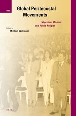 Cover Global Pentecostal Movements
