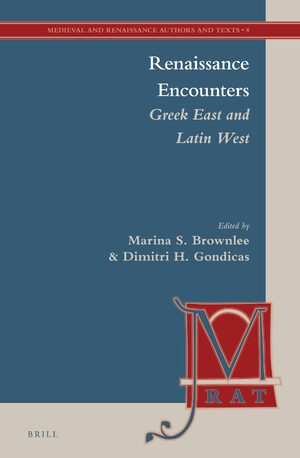 Cover Renaissance Encounters