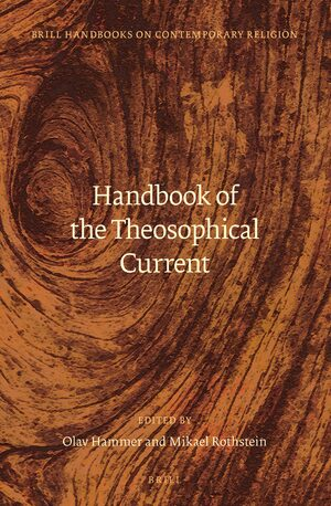 Cover Handbook of the Theosophical Current