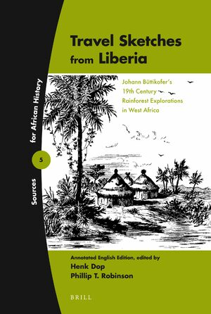 Cover Travel Sketches from Liberia