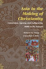 Cover Asia in the Making of Christianity