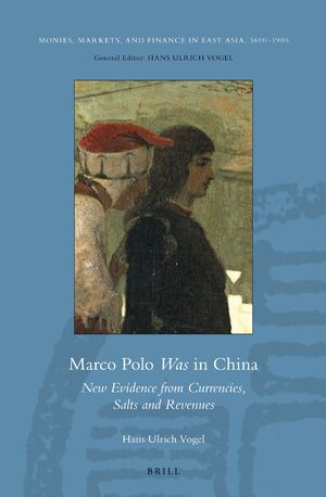 Cover Marco Polo <i>Was</i> in China
