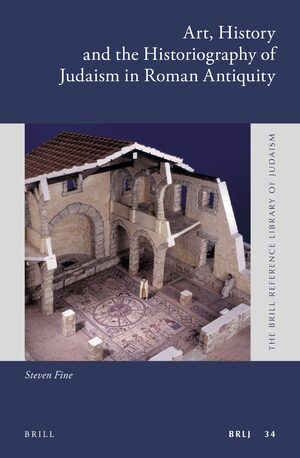 Cover Art, History and the Historiography of Judaism in Roman Antiquity