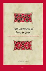 Cover The Questions of Jesus in John