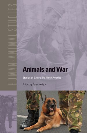 Cover Animals and War