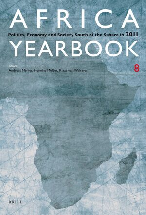 Cover Africa Yearbook Volume 8