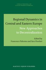 Cover Regional Dynamics in Central and Eastern Europe
