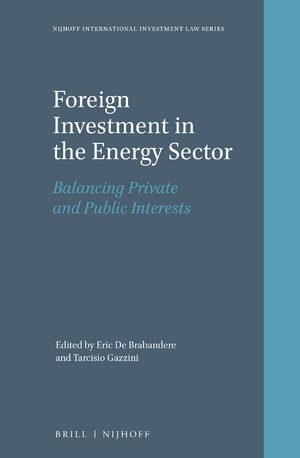 Cover Foreign Investment in the Energy Sector