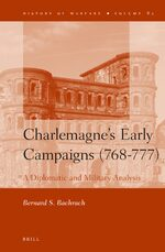 Cover Charlemagne's Early Campaigns (768-777)