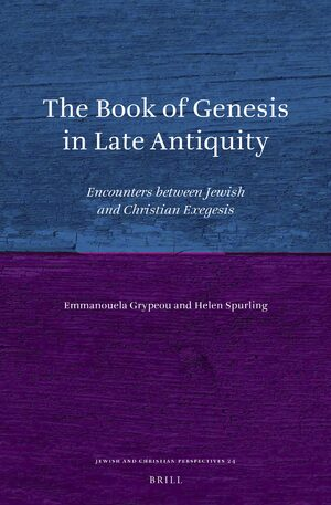 Cover The Book of Genesis in Late Antiquity