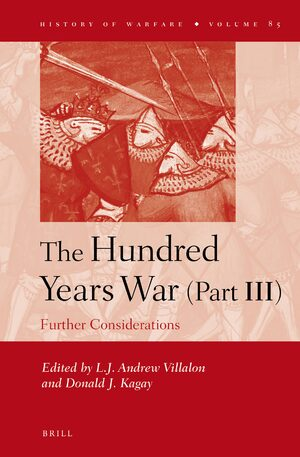 Cover The Hundred Years War (Part III)