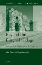 Cover Beyond the Burghal Hidage