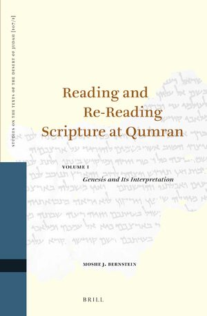 Cover Reading and Re-Reading Scripture at Qumran (2 vol. set)