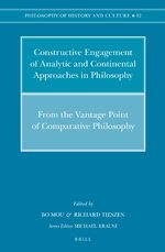 Constructive Engagement of Analytic and Continental Approaches in Philosophy