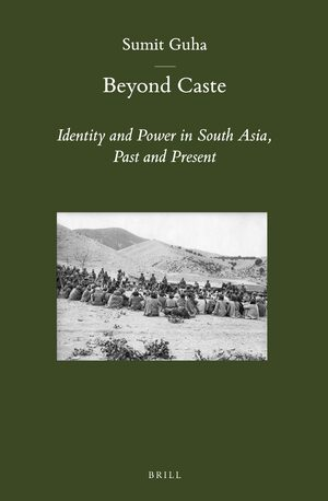 Cover Beyond Caste