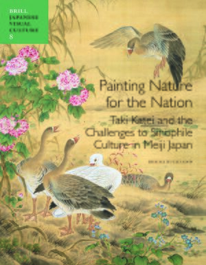 Cover Painting Nature for the Nation