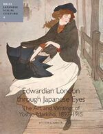 Cover Edwardian London through Japanese Eyes