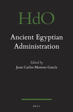 Cover Ancient Egyptian Administration