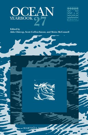 Cover Ocean Yearbook 27